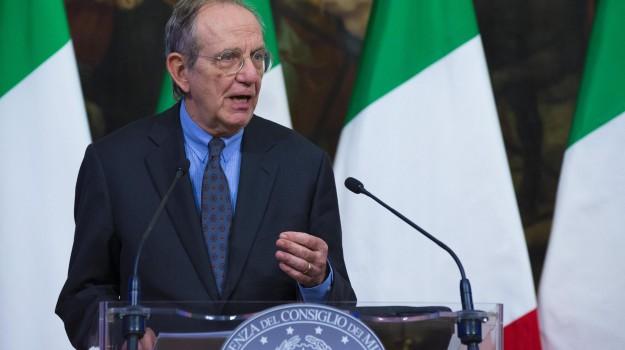 manovra finanziaria, unione europea, Pier Carlo Padoan, Sicilia, Economia