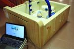 Una palestrina robot cura i bimbi con paralisi cerebrale