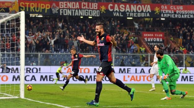 anticipo, Calcio, campionato, genoa, Milan, SERIE A, Sicilia, Sport
