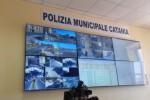 Videowall e tecnologie, a Catania la nuova centrale della polizia municipale - Video