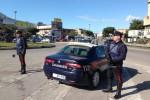 Con auto rubata forza posto di blocco: inseguito, arrestato a Villafrati