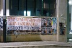 Questa mattina i licei e gli istituti tecnici di Palermo si sono svegliati con striscioni, affissi nei loro ingressi