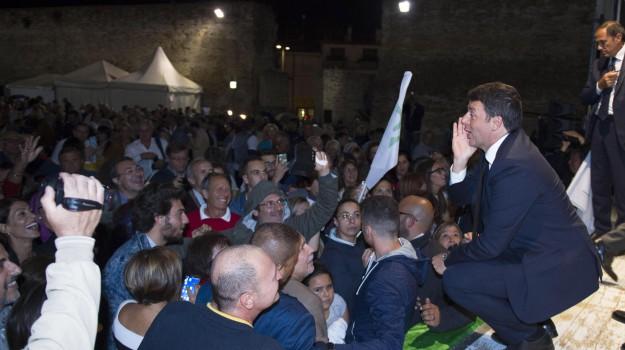 premier, scuola di formazione Pd, Matteo Renzi, Sicilia, Politica