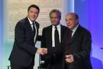 Referendum, scontro in tv tra Renzi e Zagrebelsky e il premier apre sull'Italicum