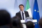 """Renzi: """"La manovra non cambia, chiediamo clausole eccezionali per sisma e migranti"""""""