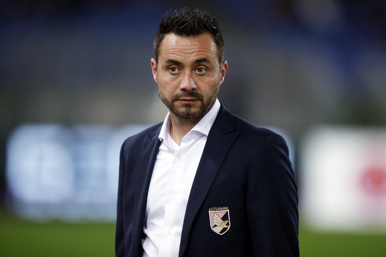 Palermo, De Zerbi non cambia modulo per la sfida contro l'Udinese ...