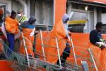 Ue, l'80% dei migranti sbarcati in Italia è irregolare
