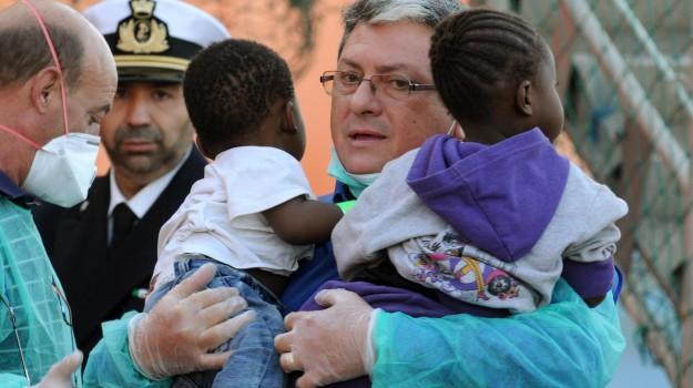Save The Children, Sicilia, Cronaca