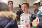 Boutique di pop corn a Parigi, a servire i clienti c'è... Scarlett Johansson - Foto