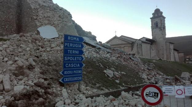 scossa, sisma, terremoto, Sicilia, Cronaca