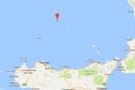 Forte terremoto nel Tirreno: scossa in profondità, nessun danno