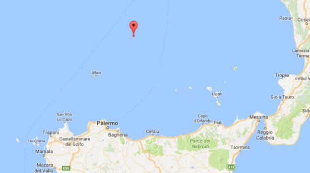 sisma, terremoto, tirreno, Sicilia, Cronaca