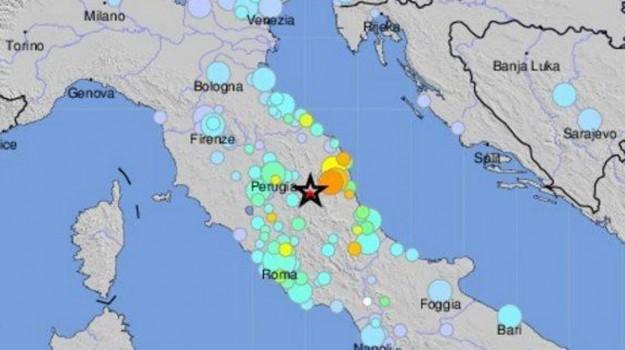 cnr, terremoto a Norcia, terremoto centro italia, Sicilia, Cronaca