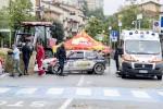 Rally, tragedia a San Marino: auto sulla folla, un morto e 8 feriti