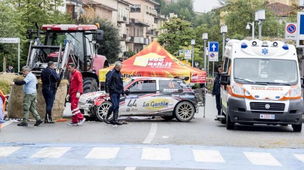auto, rally, tragedia, Sicilia, Sport