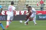 Tre gol dal Bari, Trapani in ritiro: le immagini della gara del San Nicola