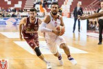 Basket, il Trapani si arrende soltanto alla fine al Latina