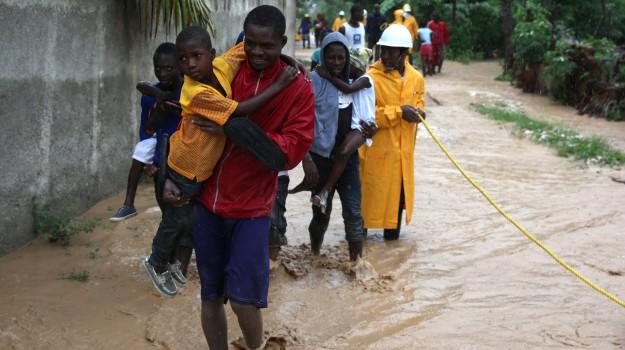 colera, Haiti, uragano matthew, Sicilia, Mondo