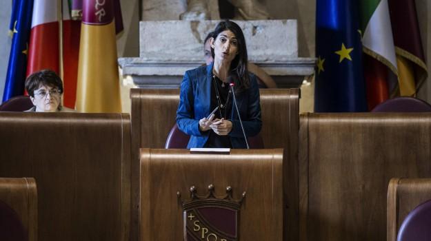 COMUNE ROMA, Virginia Raggi, Sicilia, Politica