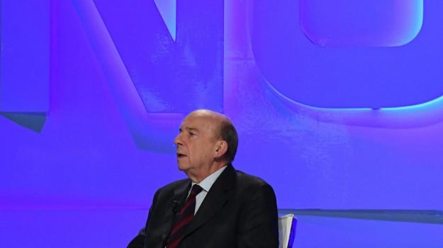 costituzionalista, dibattito tv, premier, referendum, Gustavo Zagrelbesky, Sicilia, Politica