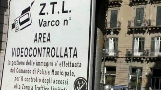 TRAFFICO, ztl, Palermo, Cronaca