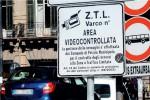 Stangata Ztl a Palermo, 86 mila multe in un mese