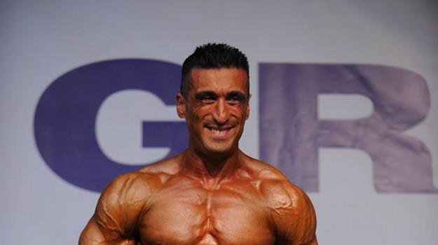 body building, Andrea Orlando, Enna, Sport