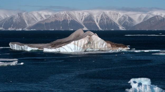 Artico, ghiaccio, Sicilia, Società