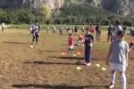A Palermo giornata di sport per i più piccoli all'insegna del rugby