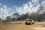 """Infuria la battaglia a Mosul, """"i civili usati come scudi umani"""""""