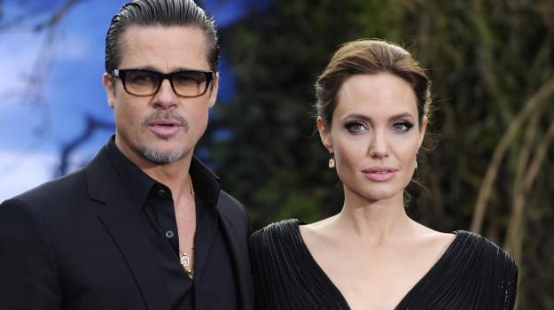 aggressione, attore, USA, Brad Pitt, Sicilia, Mondo