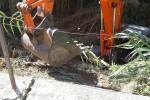 Canale a rischio crollo in via Lenin Mancuso, la segnalazione: si intervenga con urgenza