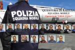 Il maxifurto di carburante a Ragusa: ecco le foto degli arrestati