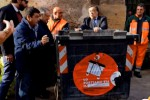 Parte a Palermo la raccolta differenziata porta a porta