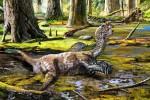 Trovato intatto dinosauro morto intrappolato nel fango