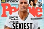 Macho è bello, Dwayne Johnson eletto l'uomo più sexy del mondo