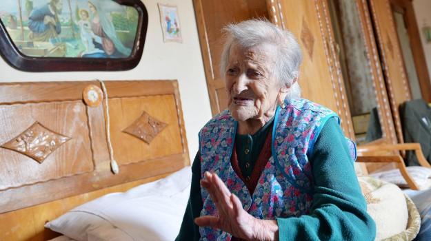 117 anni, anziana, Sicilia, Cronaca
