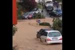 Auto bloccate, fango e strade come fiumi: ecco Sciacca dopo il nubifragio