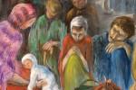 """""""Le rotte dell'emigrazione"""", mostra di Liana Taurini Barbato a Marineo"""