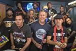 """I Metallica suonano """"Enter Sandman"""" con i giocattoli: il video è già cult"""