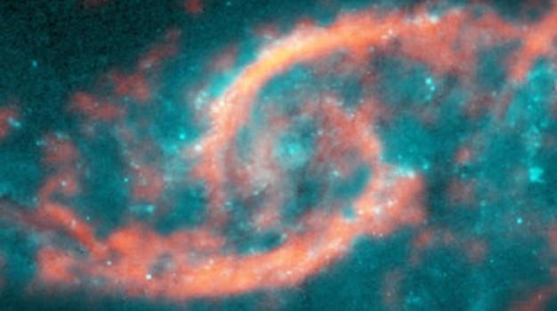 galassie, occhio cosmico, Sicilia, Cronache tra le Stelle, Vita