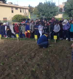 L'importanza del buon cibo per crescere bene: nasce a Caltanissetta l'ortodotto - Foto