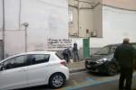Ripulito il muro di piazzetta Franco e Ciccio a Palermo