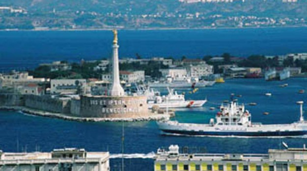 porto di messina, stretto di messina, Messina, Economia