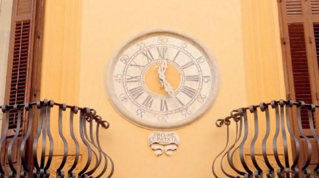 beni culturali, orologio, Trapani, Cultura