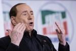"""Berlusconi: """"Marchionne è il candidato giusto per il centrodestra"""""""