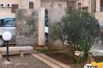 Nuovo raid vandalico nel piazzale di padre Puglisi
