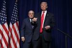 Trump lavora alla squadra di governo: forti divisioni su nomina di Giuliani