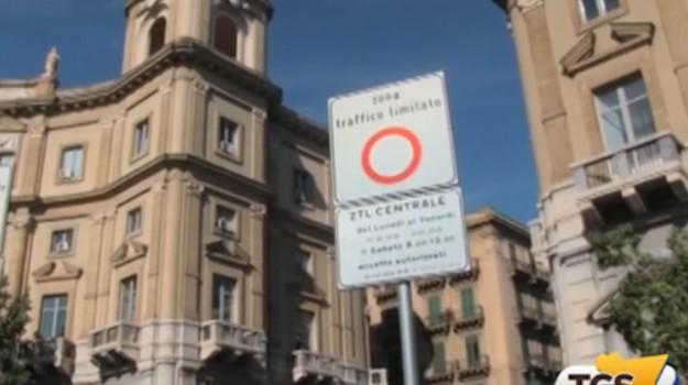 multe, Palermo, telecamere, TRAFFICO, ztl, Palermo, Cronaca
