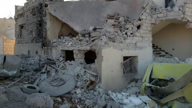 aleppo, coalizione anti isis, Siria, Sicilia, L'Isis, lo scettro del Califfo, Mondo